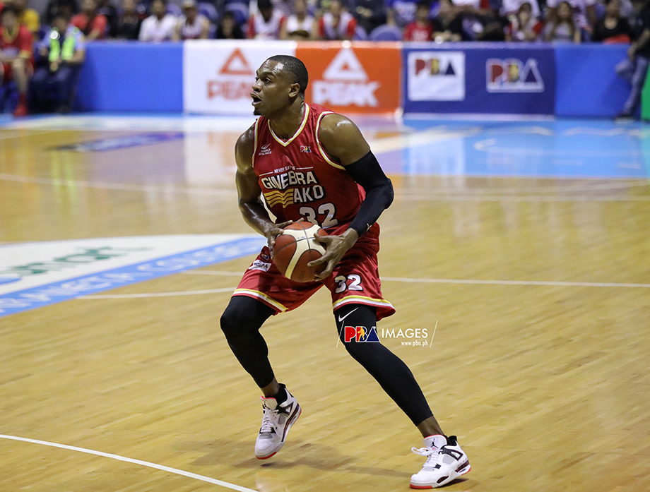 Ginebra def. Meralco, 110-95 (REPLAY VIDEO) May 26