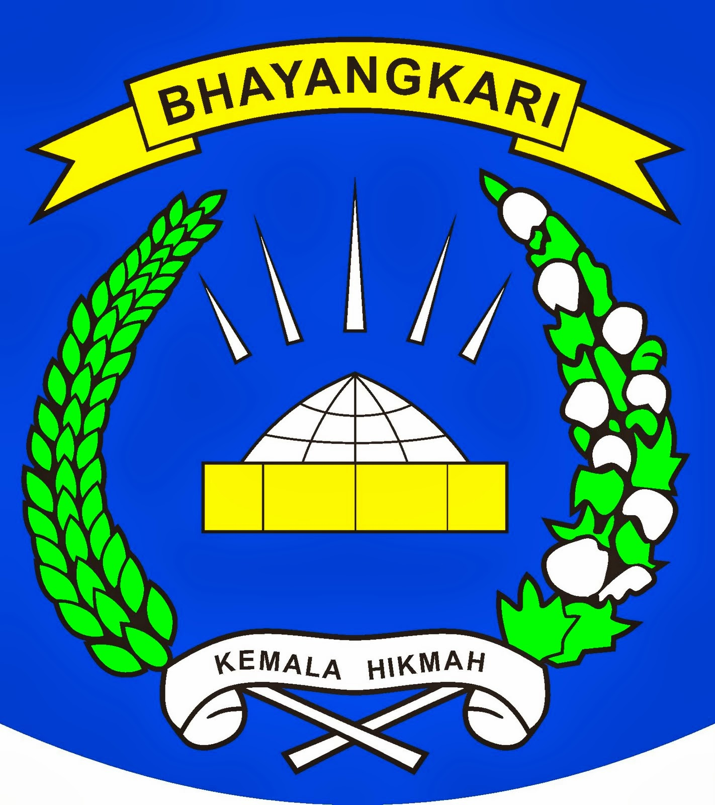 Logo Bhayangkari Gambar Logo