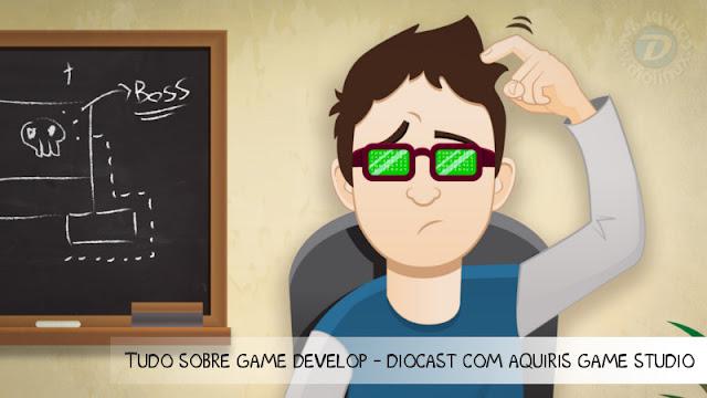 Tudo sobre desenvolvimento de games