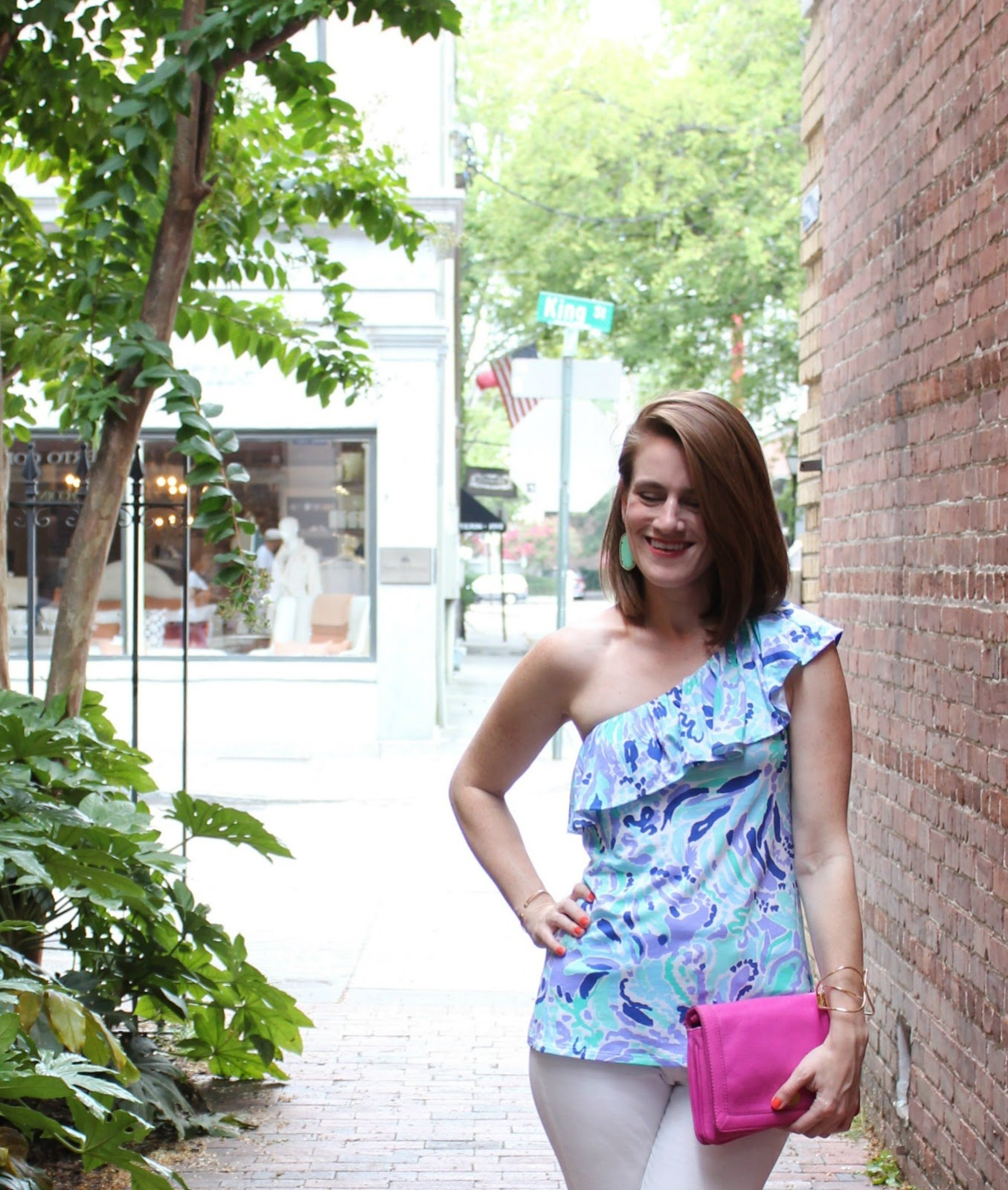 after party sale - afterparty sale - lilly sale - lilly pulitzer sale - neveah top