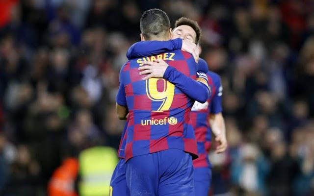 Barcelona 5 - 2 Mallorca la-liga highlight