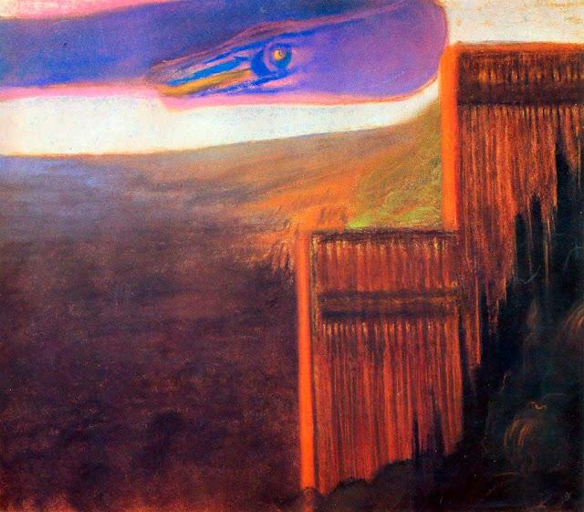 Чюрлёнис Микалоюс Константинас - Потоп (III). 1904