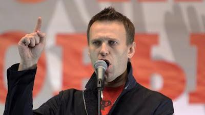 La Unión Europea condena el intento de homicidio del opositor ruso Alexei Navalny