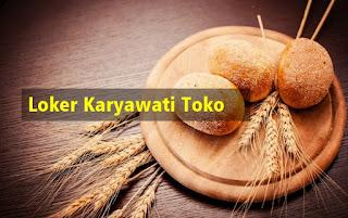 Loker Karyawati Toko Roti Almaira