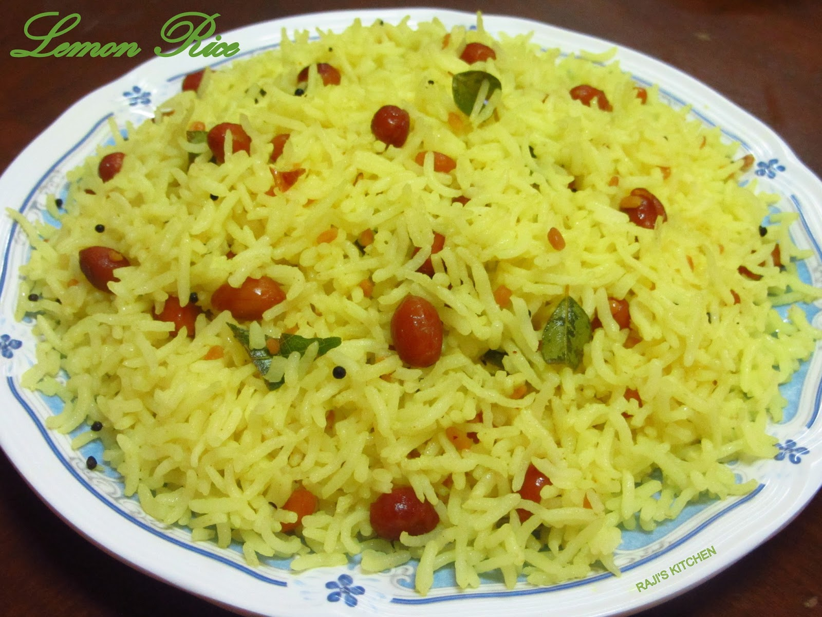 Lemon Rice Hd Images