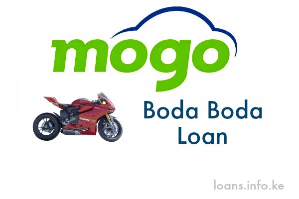 Mogo Boda Boda Loans