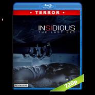 La noche del demonio: La última llave (2018) BRRip 720p Audio Dual Latino-Ingles