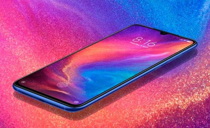 El Xiaomi Mi 9 permite ocultar el 'notch'