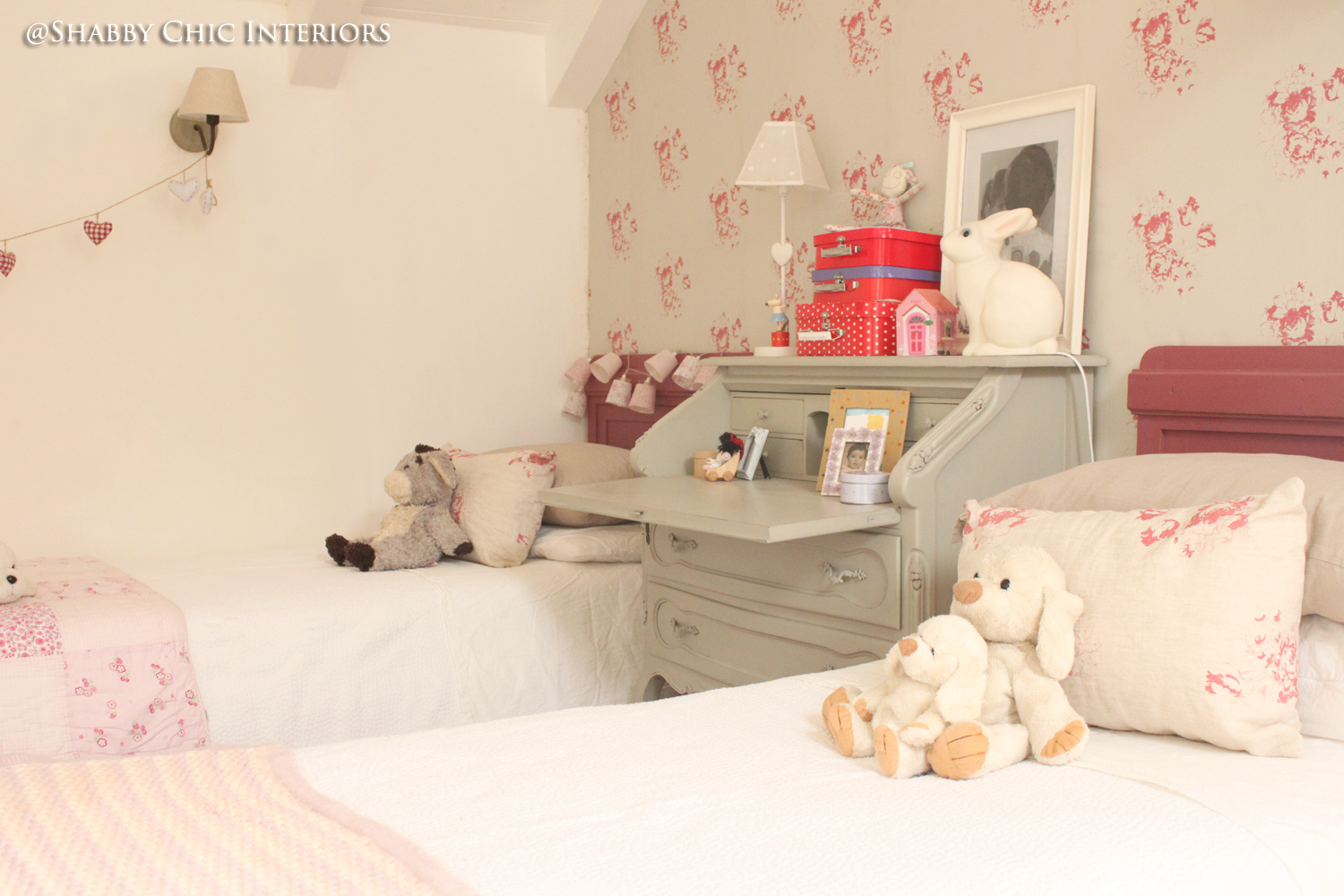 Camerette Country Chic Create A Country Chic Design With Vintage