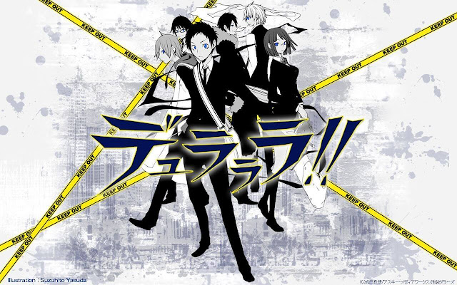Durarara!! BD Sub Indo : Episode 1-24 END | Anime Loker