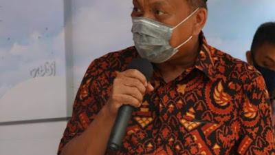 Gubernur Olly Terima Penghargaan Kerukunan dari Asosiasi FKUB Indonesia
