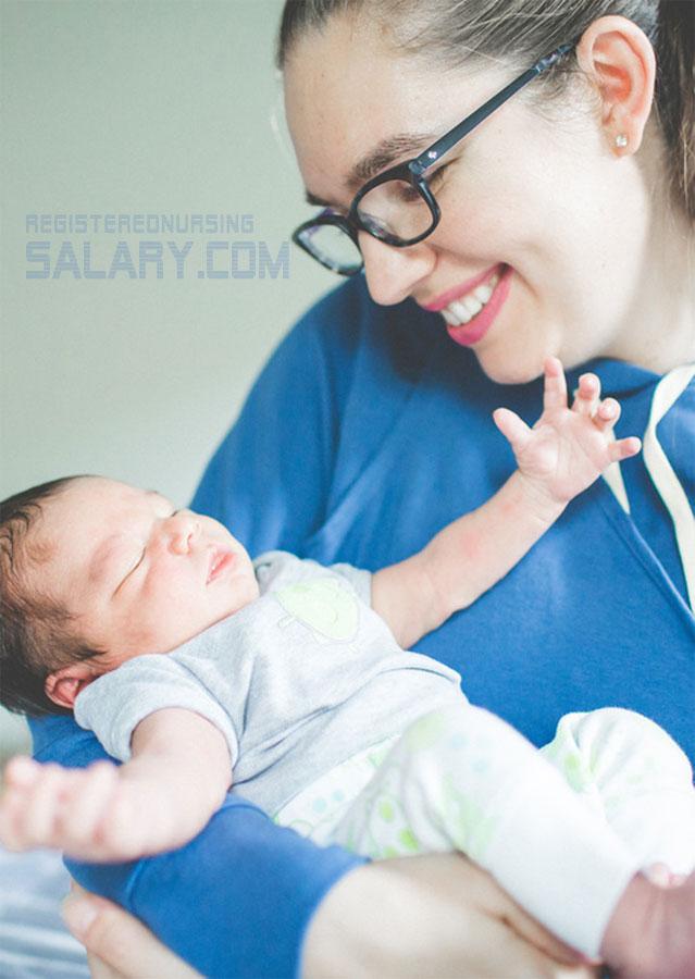 maternity nurse salary
