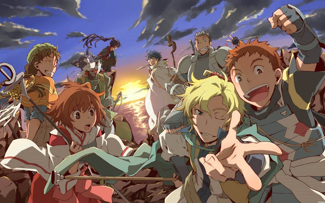 Download OST Opening Ending Anime Log Horizon Full Version