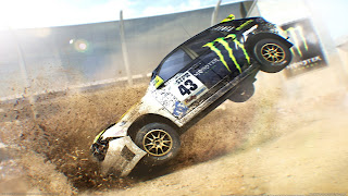 Colin McRae: DiRT 2 Xbox 360 Background