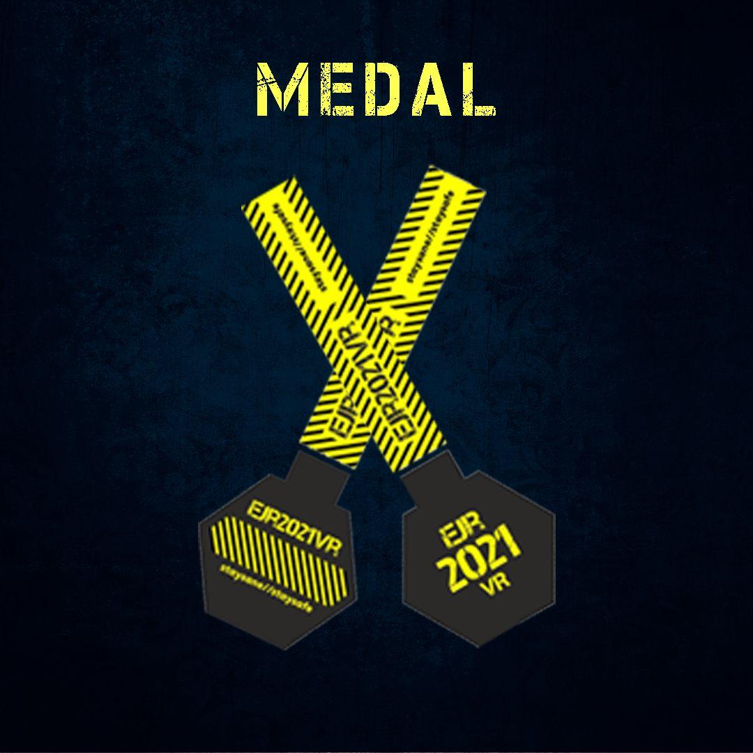 Medali � Nama_Lomba_Lari • 2021