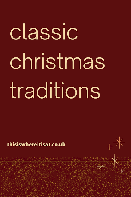 classic christmas traditions