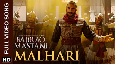 Malhari Full HD Video Latest Hindi Songs 2016 Bajirao Mastani