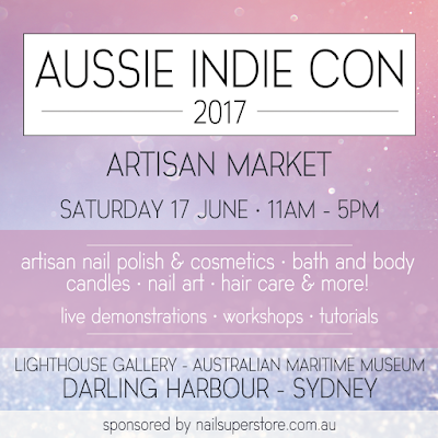 Aussie Indie Con - Saturday June 17 @ Lighthouse Gallery, Maritime Museum Sydney