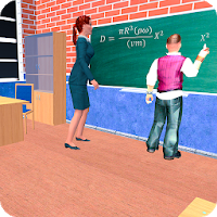 Virtual High School Teacher 3D Apk Download for Android