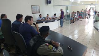 Sargento Eleutério é apresentado como novo comandante do destacamento policial de Cubati