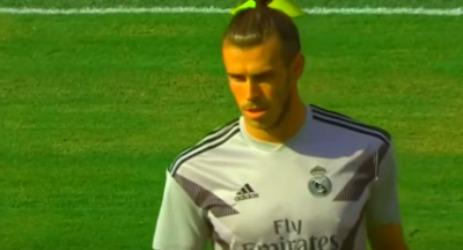 تشكيلة ريال مدريد لمباراة أتلتيكو مدريد فى السوبر الأوروبى