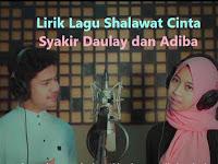 Lirik Lagu Shalawat Cinta Syakir Daulay dan Adiba