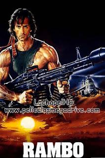 Rambo 2 [1985] HD 1080P Latino [Google Drive] LachapelHD