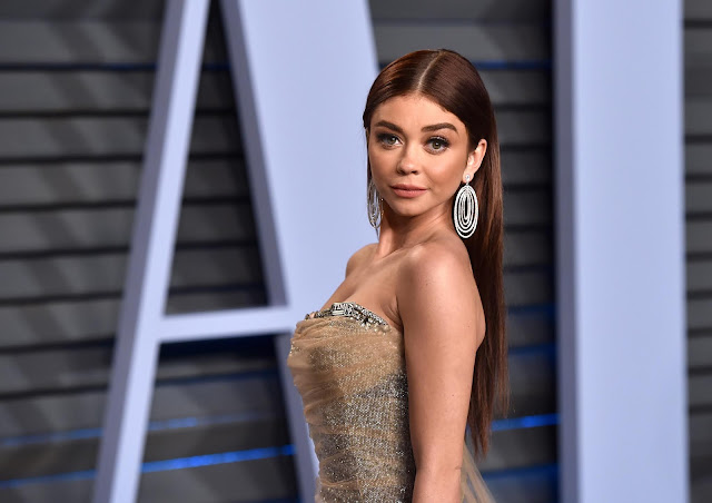 Sarah Hyland Measurements Height Weight Bra Size Age