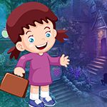 Games4King Little Girl Rescue From Dilapidated House Walkthrough