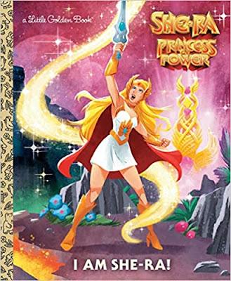 I am She-Ra!