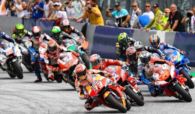 MotoGP Inggris, Di Sirkuit Silverstone, Minggu 25 Agustus 2019