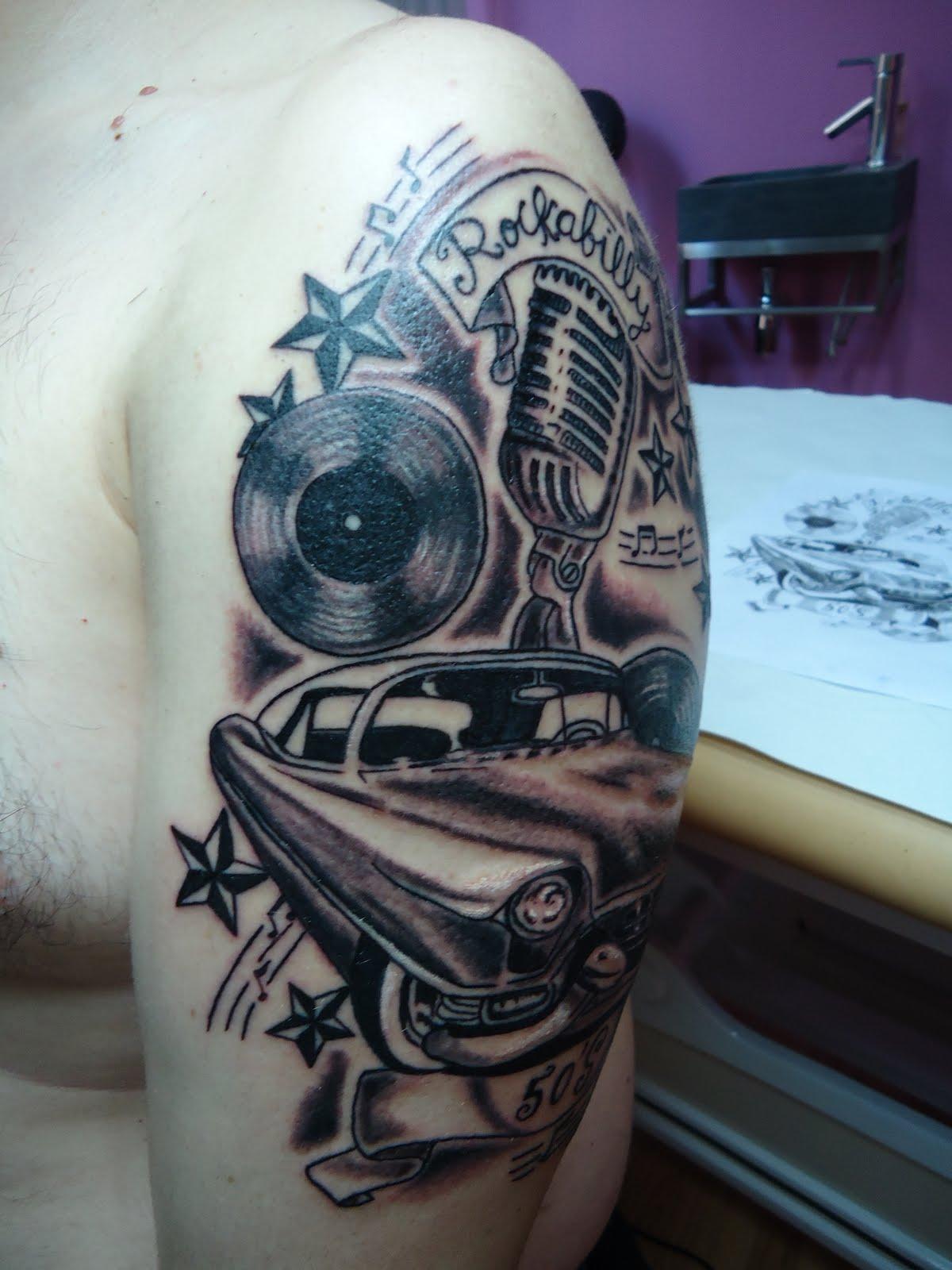Miss Tattoo Rockabilly
