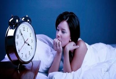 8 Tips Mengatasi Sulit Tidur (INSOMNIA)