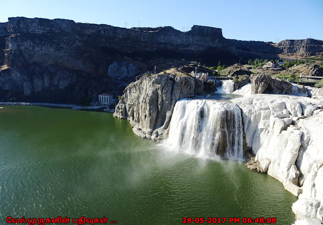 Shoshone Falls Idaho - Niagara of the West