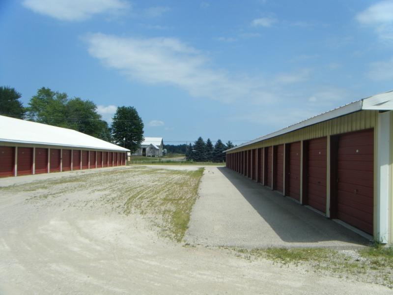 safe storage facilities