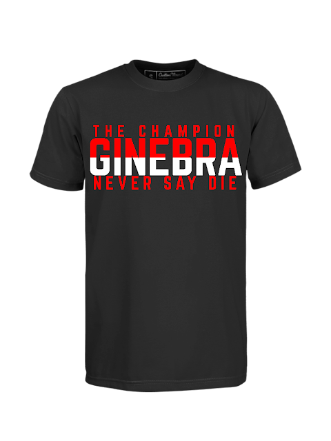 The Champion Ginebra T-Shirt