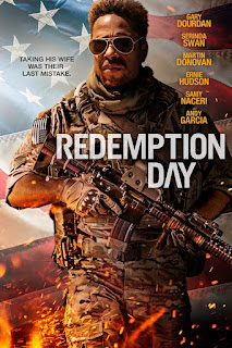 Redemption Day 2021 USA Hicham Hajji Gary Dourdan Serinda Swan Andy Garcia  Action, Thriller