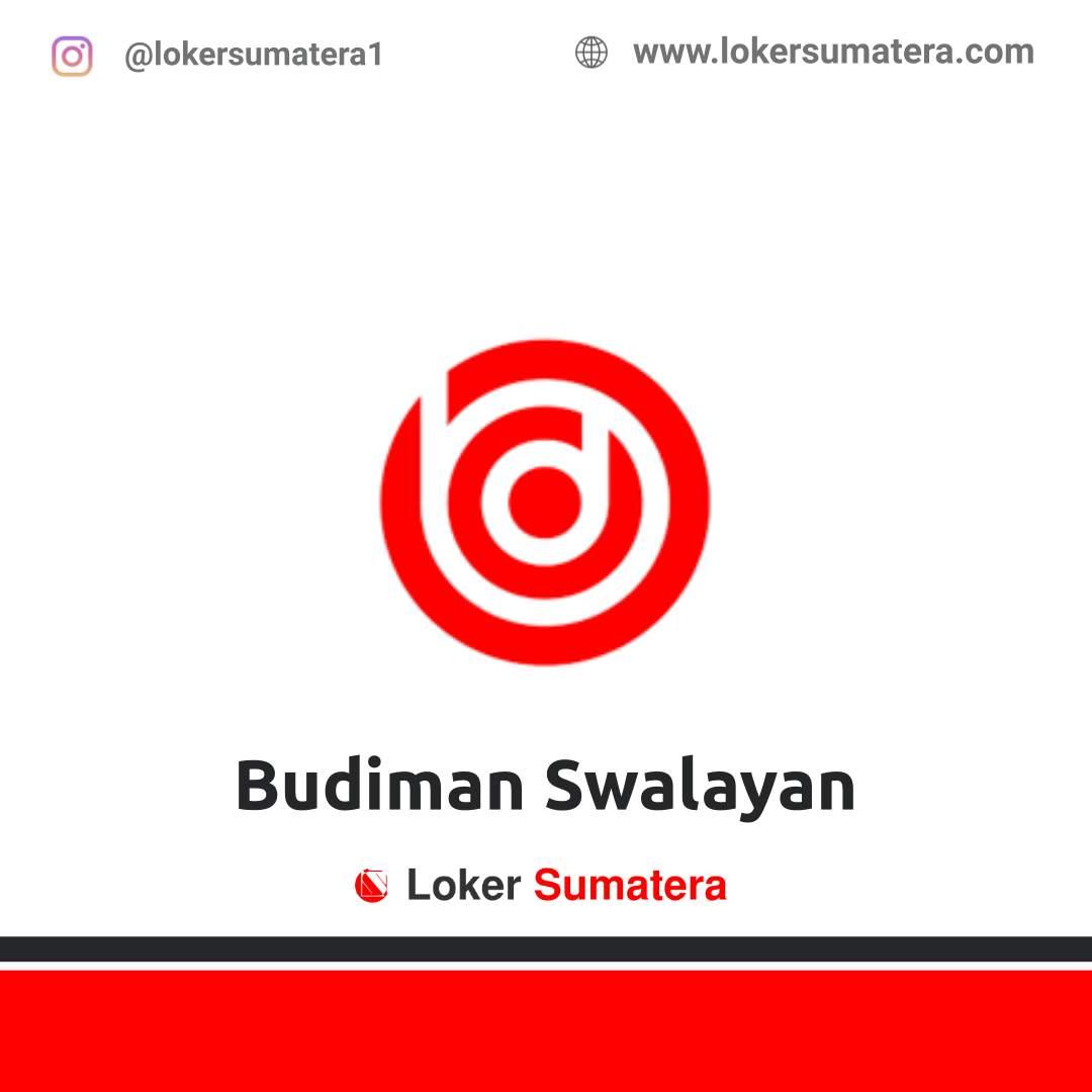Lowongan Kerja Padang: Budiman Swalayan Januari 2021