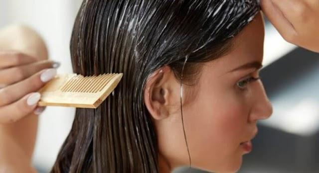 Φυσικό conditioner για τα μαλλιά