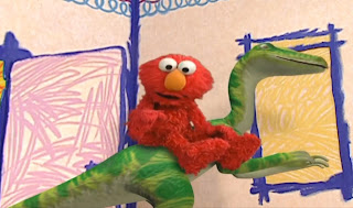 Elmo's World Dinosaurs