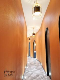Stelton Dermascience hallway