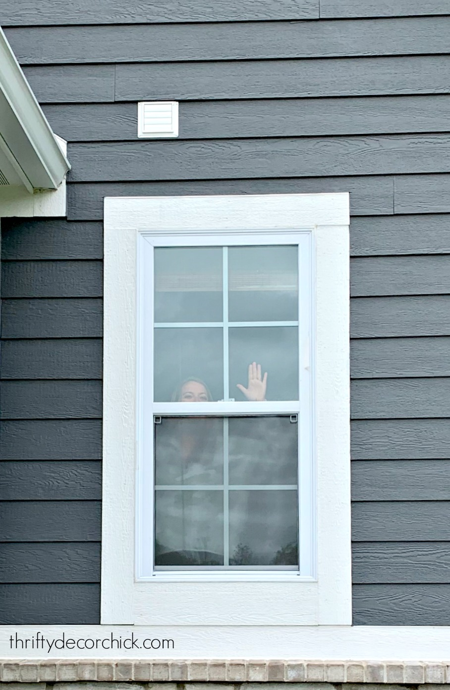 DIY private windows -- so easy!