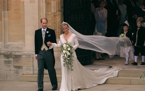 Książę Edward & Hrabina Wessex