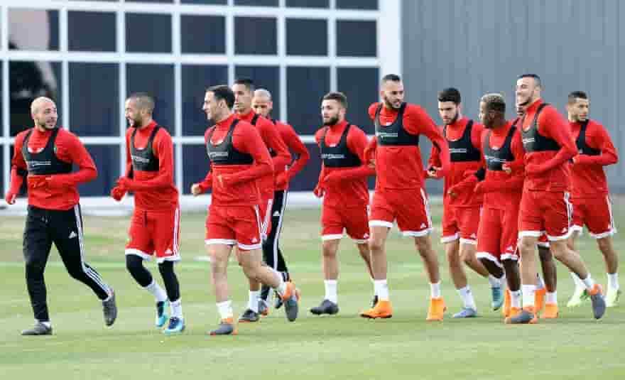 المنتخب المغربي يحافظ على مركزه في تصنيف الفيفا