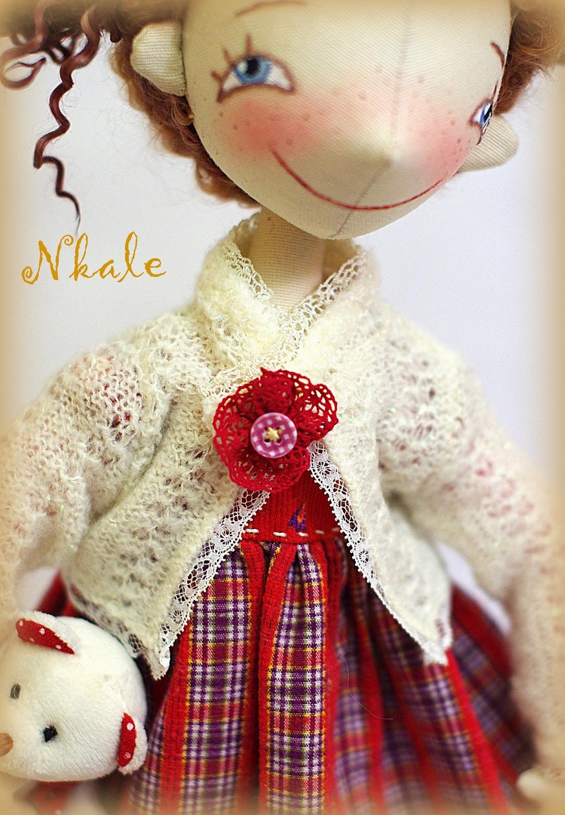 Шитье мастер класс челябинск кукла nkale  #4
