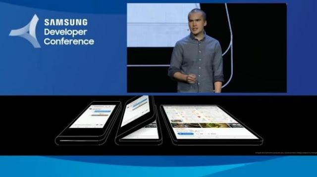 Kini Samsung Akan Munculkan Ponsel Gaming Dengan Model Layar Lipat