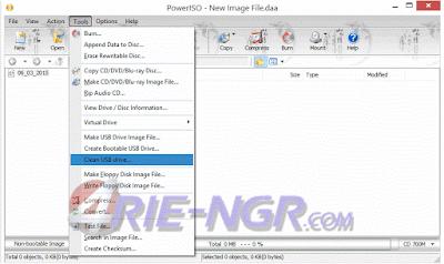 PowerISO 6.8 Terbaru Full Version