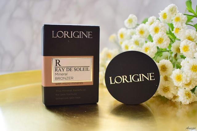 Mineralny bronzer RAY DE SOLEIL Lorigine- hit lata