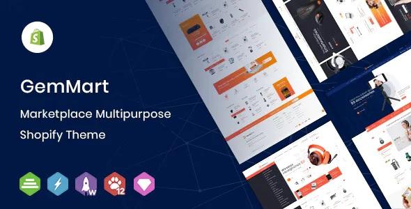Best Marketplace Multipurpose Shopify Theme