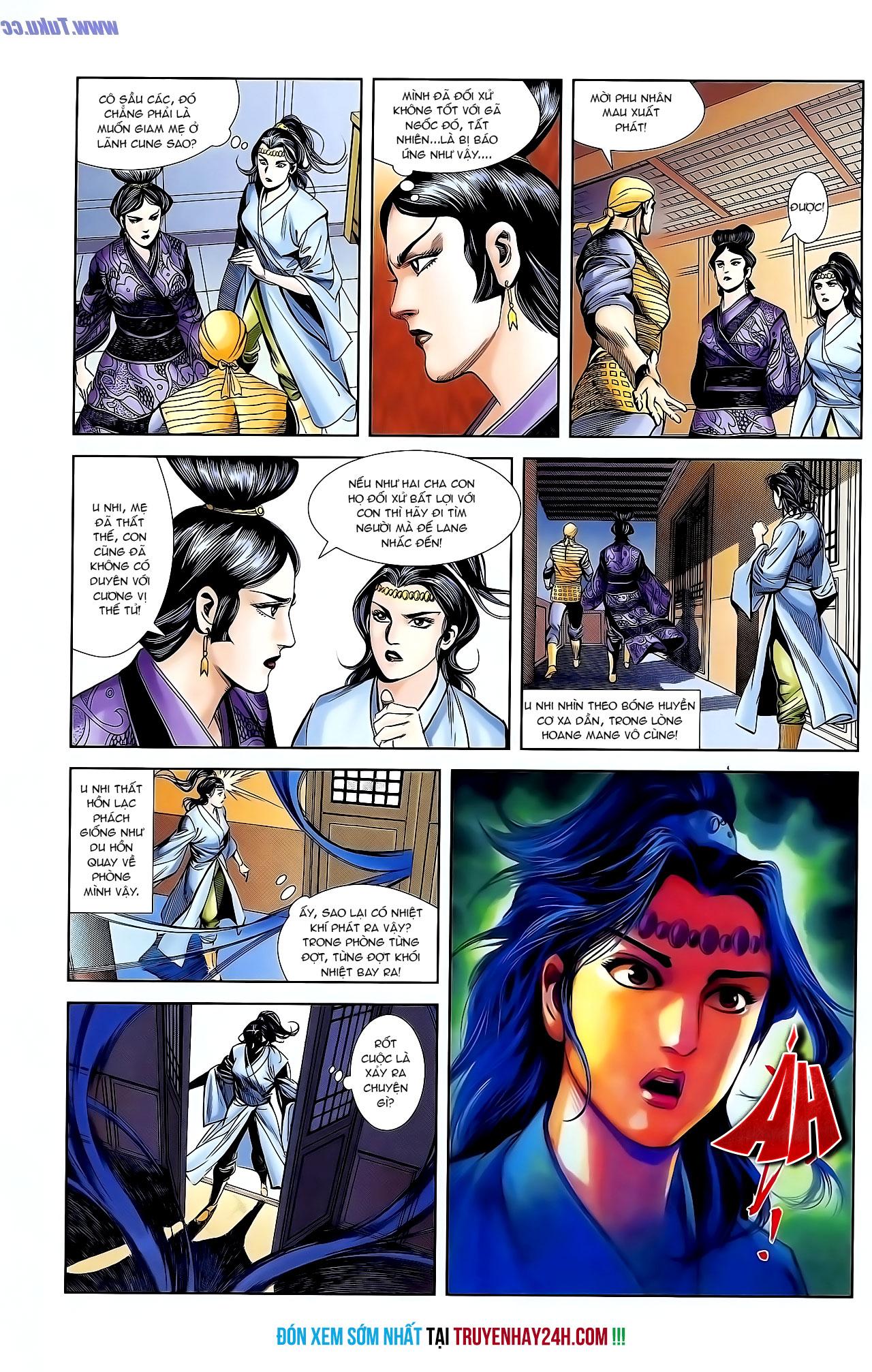 Cơ Phát Khai Chu Bản chapter 127 trang 30